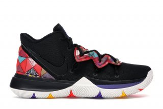 Commander Nike Kyrie V 5 Chinese New Year 2019 Kid Noir (AO2919-010) En Ligne