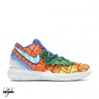 Commander Nike Kyrie Irving V 5 (PS) 'Spongebob Pineapple House' Orange (CN4501-800) En Ligne